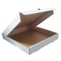 Короб Пицца-бокс, белый, Т-23, профиль В, 503 мм